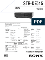 Sony STR-DE515 Service.pdf
