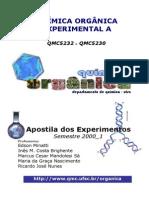 Praticas de Quimica Organica