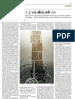 Hipatia en El País