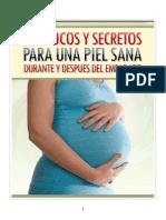 50 trucos y secretos para una piel sana durante y después del embarazo