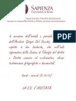 2014.02.24 Roma - Giorgio Del Vecchio