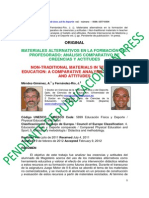 Méndez-Giménez y Fernández-Río (en prensa)