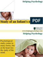 Study of an Infant's Mind