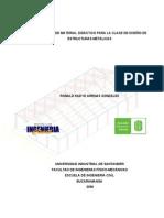 Material Estructura Metalica
