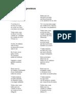 Invento poemas