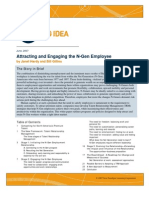 Attracting and Engaging the N-Gen Employee