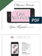 Gina Alexander
