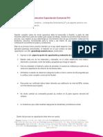 Instructivo de capacitación FVI