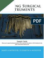 InstrumentBook Sample