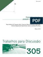 Td305 (Banco Central)
