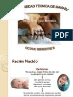 1. Recien Nacido Normal Generalidades