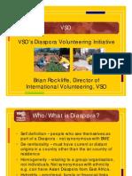 VSO VSO's Diaspora Volunteering Initiative