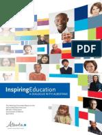 inspiring education steering committee report
