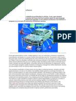 Auto Electronics – Software