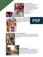 Danzas Que Se Realizan en Guatemala