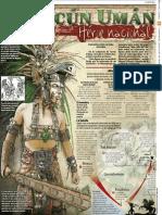 Tecun Uman Tecun Human Heroe Nacional Conquista Historia Guatemala PREFIL20140219 0001