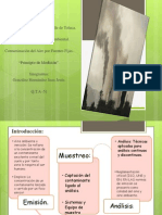 Contaminacion Atmosferica (Principios Metricos)