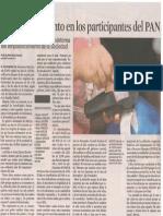 Aumento en Los Participantes Del PAN