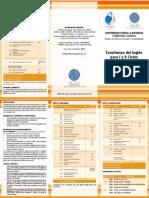 Brochure Ensenanza Del Ingles IyIICiclo