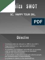 Analiza SWOT - Agentie Turism