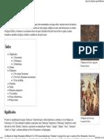 Batismo – Wikipédia, a enciclopédia livre