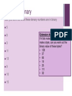 denary to binary