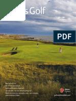 Wales Golf 2013