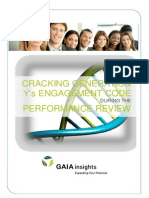 Cracking Gen Y's Engagement Code During the Performance Review