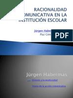 RACIONALIDAD COMUNICATIVA EN LA INSTITUCIÓN ESCOLAR.pptx