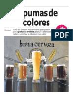 Cerveza Artesanales en Escape (El Comercio)
