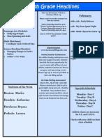Newsletter February 24-28