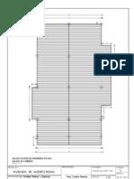 Plano de Detalle Perimetro de Zinc