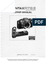 Contax RTSII Repair Manual