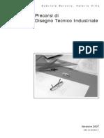 Percorso di disegno tecnico industriale