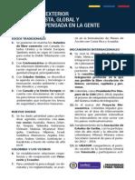 Logros del Sector de Relaciones Exteriores - Español
