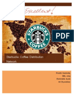 Starbucks Coffee Report