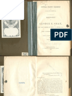 CPR Report of G Gray (1865)