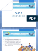 Presentación Electronica - Fase 3 -