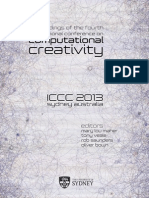 ICCC2013 Proceedings