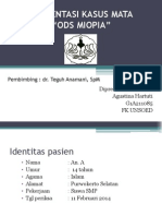 Presus Miopia Agustina H