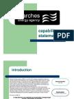 Capability Statement Aug 09 PDF
