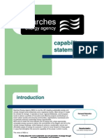 Capability Statement Aug 09 PDF