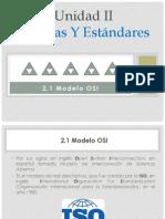 Unidad II - Normas Y Estándares