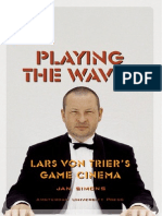 Playing the Waves Lars Von Triers Game Cinema (Amsterdam University Press - Film Culture in Transition)