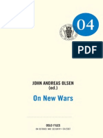 On New Wars j Andreas Olsen