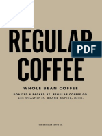 Regular Brew Guide