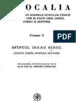 Filocalia Vol 10