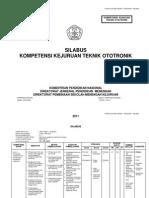 05_024_Silabus Kompetensi Kejuruan Teknik Ototronik 2011