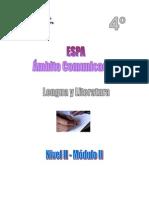 Lengua y Lit. Espa 4 Resumen Completo