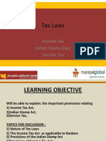 27 Tax Laws Session